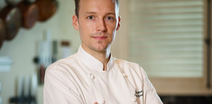 Nicolas Basset - New Executive Sous-Chef Luxury Restaurant Sukhumvit