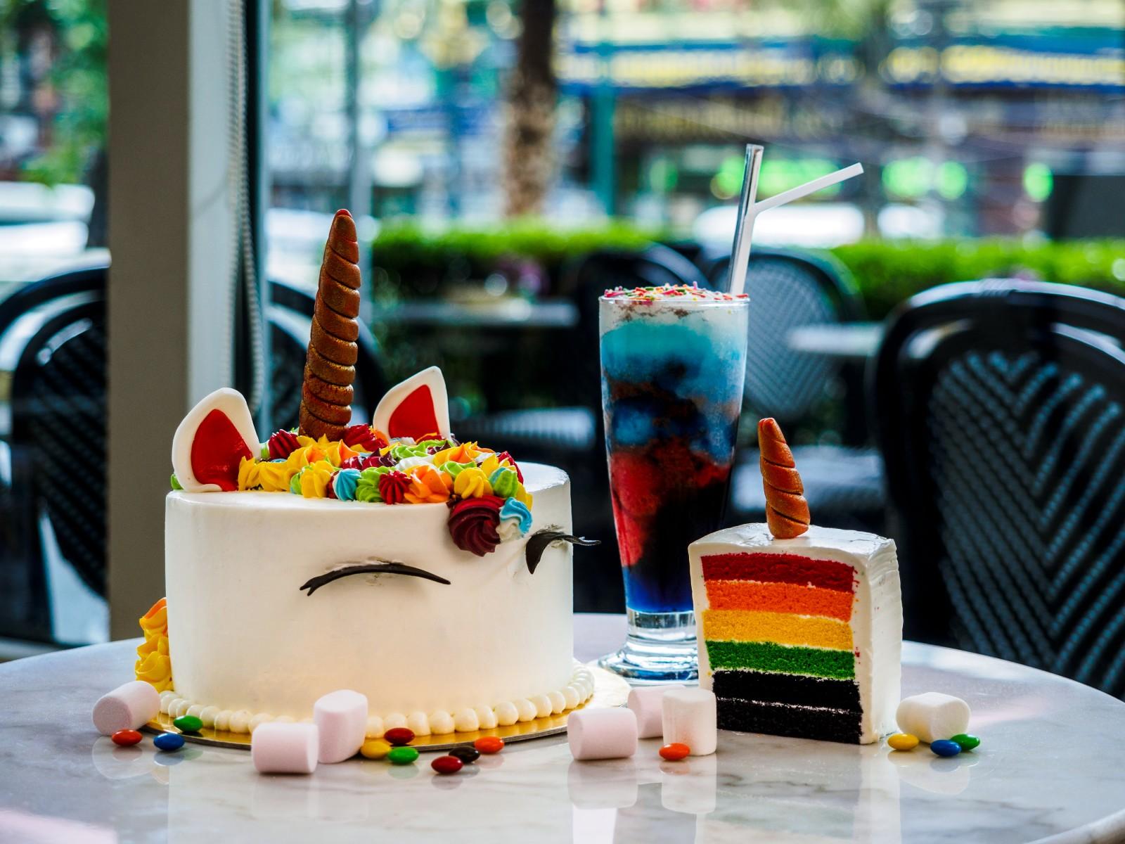 Sofitel Bangkok Sukhumvit Unicorn Cake At Le Macaron June Promotion