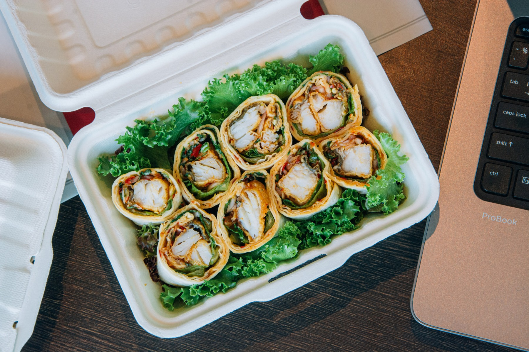 Lunch Box Delivery in Sukhumvit