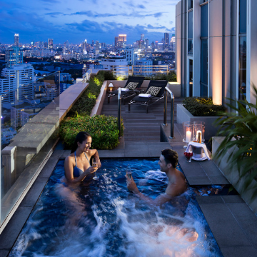 5-star hotel in Bangkok