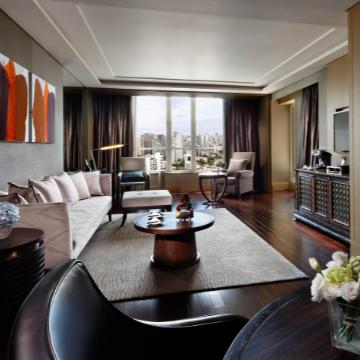 ห้องสวีท โรงแรม 5 ดาว