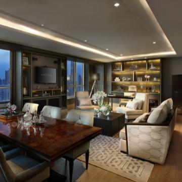Private Jacuzzi Suite