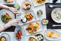 Luxury Staycation Deal Buffet Lunch